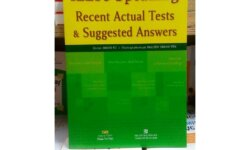 Tải Ebook Recent Actual Tests & Suggested Answers – Tài liệu IELTS Speaking