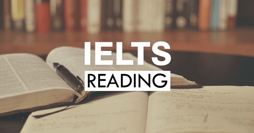 Reading là kỹ năng rất khó cải thiện điểm trong IELTS