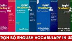Trọn bộ 4 cuốn sách được khuyên dùng bởi người học