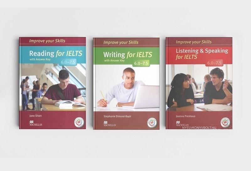 Vài nét về tài liệu tự học IELTS mục tiêu 6.0-7.5: Improve your skill
