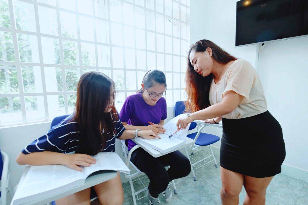 Vietop trung tâm giảng dạy IELTS số 1 tại Gò Vấp