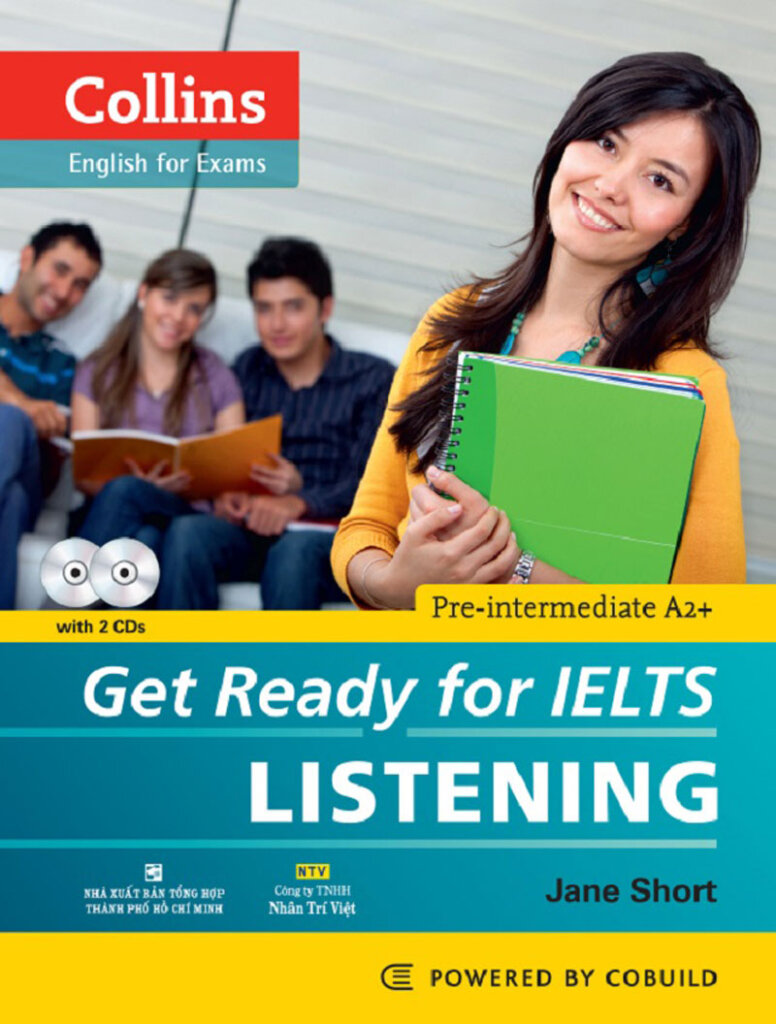 Bạn đã sẵn sàng với Get Ready for IELTS Listening chưa?