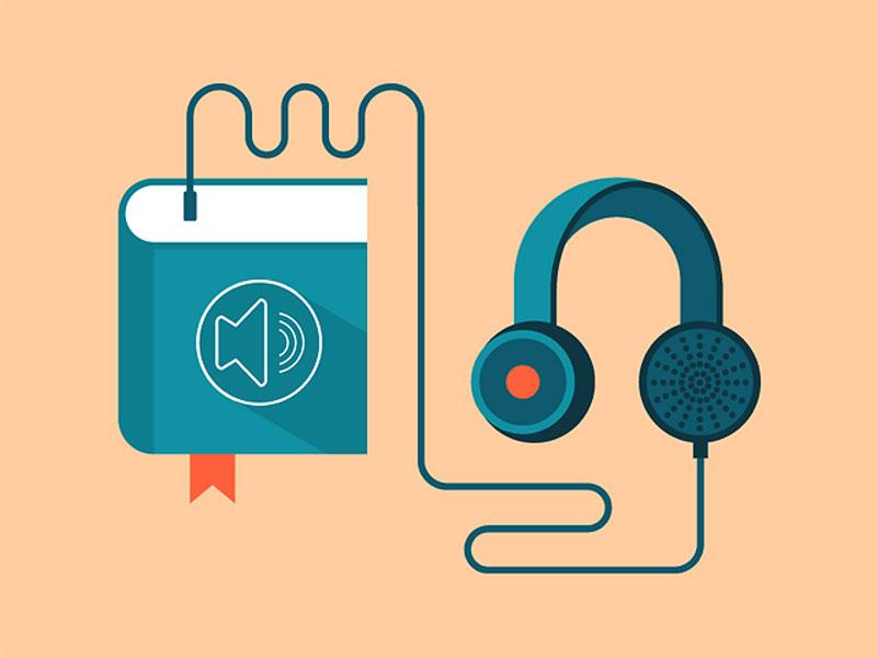 Luyện nghe IELTS bằng kho tàng Audiobook