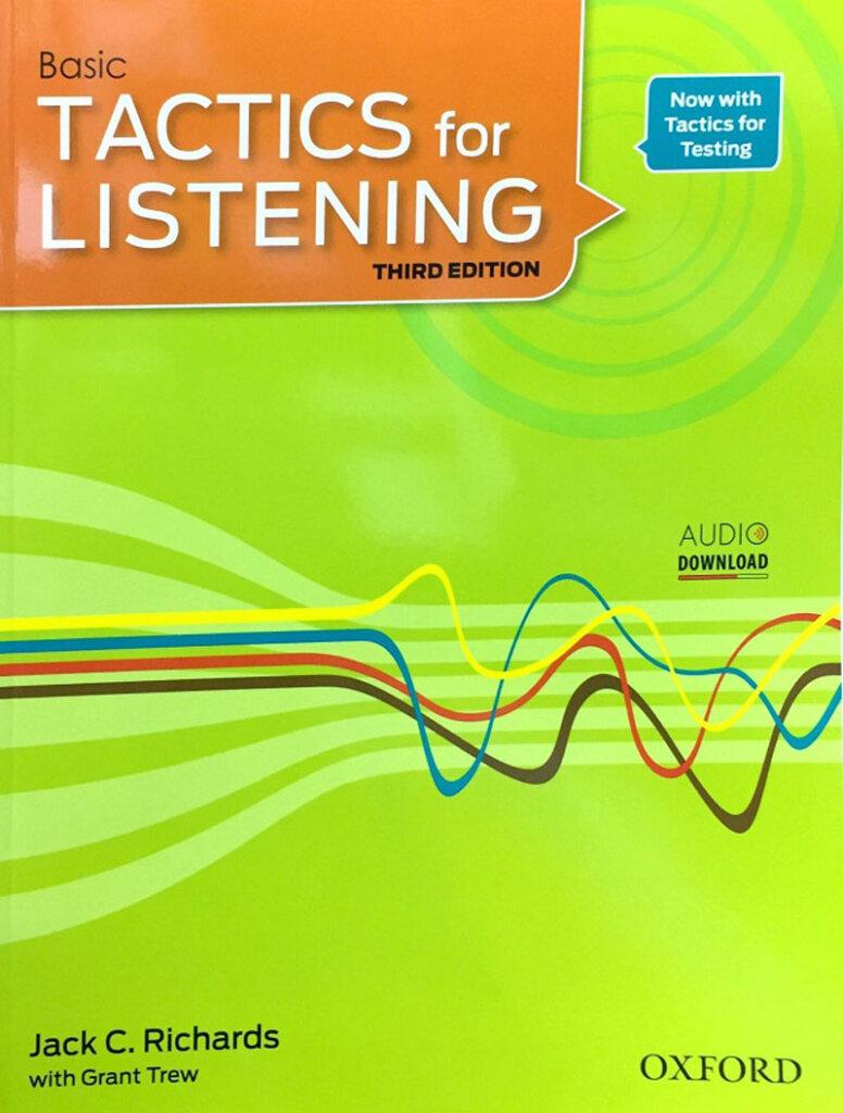 Tactics for Listening với nhiều level nghe IELTS hay