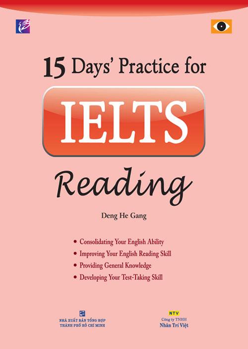 IELTS nâng cao kỹ năng Reading trong vòng 15 ngày