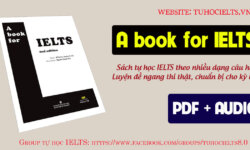 A book for IELTS - Sam McCarter tuhocielts