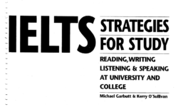 Ebook IELTS Strategies For Study