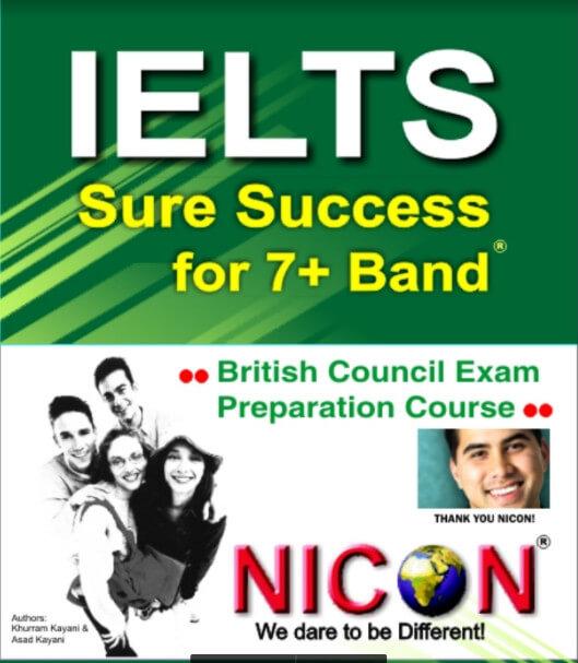 IELTS Sure Success For 7 + Band
