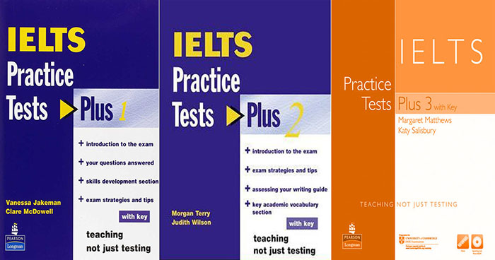 Trọn bộ IELTS Practice Test Plus 1 2 3