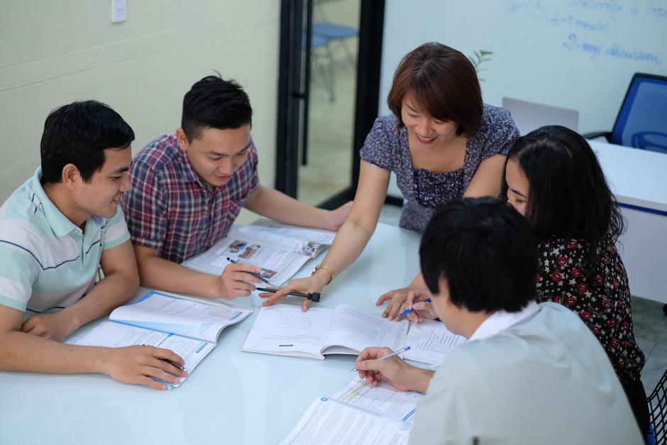 Tiêu chuẩn chọn lớp học IELTS với giáo viên hợp lý với bản thân