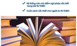 Tải sách Ngữ pháp tiếng Anh Có đáp án ôn thi TOEIC (tổng hợp)