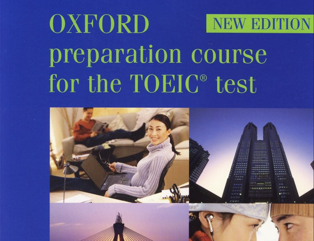 Oxford preparation course for the toeic test Ebook pdf free download