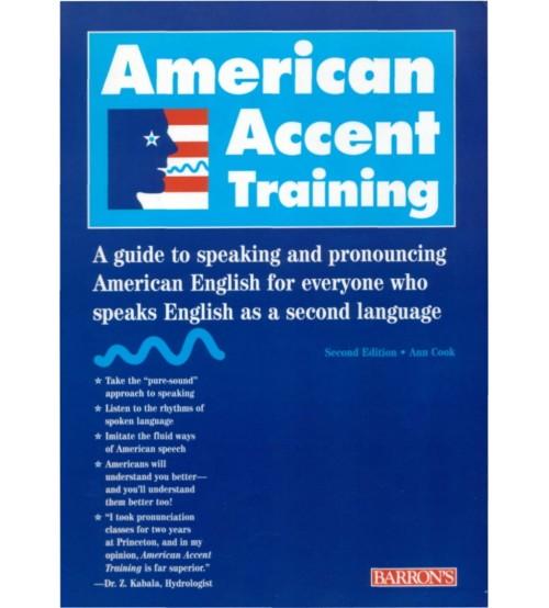 Tải sách American Accent Training miễn phí