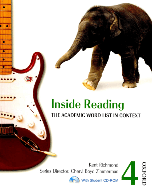 Tải sách Inside Reading INTRO – The Academic Word List in Context miễn phí