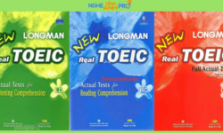New real toeic full actual tests