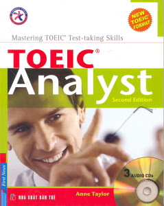 TOEIC Analyst Second Edition