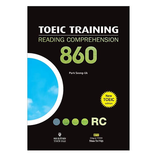 TOEIC training reading comprehension 860 - Tải miễn phí PDF