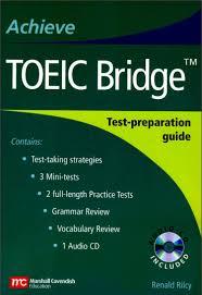 Bộ sách Toeic Bridge