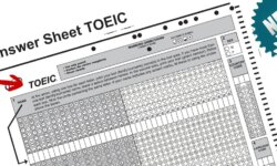 [PDF] MẪU ANSWER SHEET TOEIC 2020