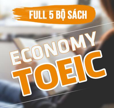Tải trọn bộ Economy Toeic vol 1,2,3,4,5 (PDF+Audio) chi tiết