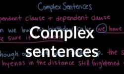 Câu phức (complex sentence) là gì? Cách dùng, phân loại chi tiết