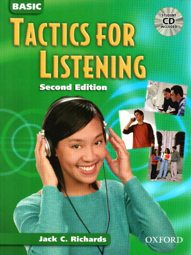 tactics for listening basic student book 1 638