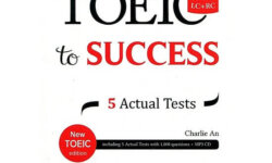 toeic to success 5 actual tests