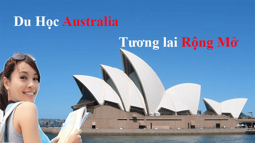Ielts bao nhiêu để đi du học Úc