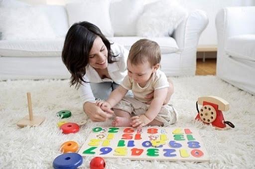 Học tập cho trẻ nhỏ -Dạy trẻ học bảng chữ cái