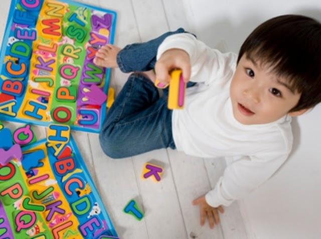 Giúp trẻ học tốt hơn bảng chữ cái