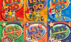 Download bộ sách tiếng anh tiểu học Let's Go lớp 1, 2, 3, 4, 5, 6 | PDF miễn phí