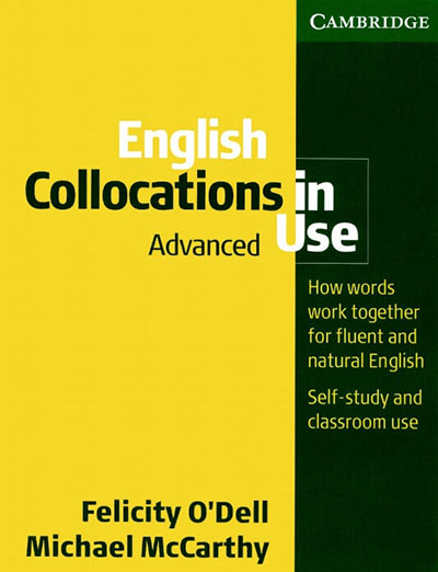 English Collocations In Use Advance