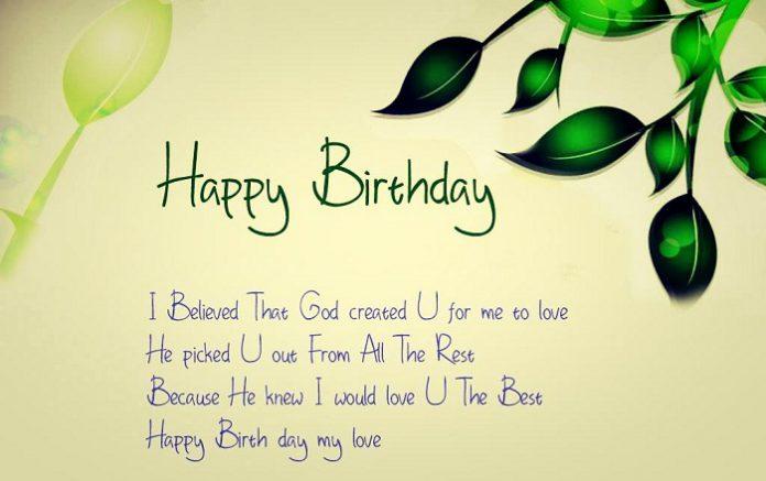 Câu chúc mừng sinh nhật hay bằng tiếng anh