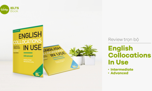 Tải trọn bộ English Collocations In Use Intermediate – Advanced (PDF)