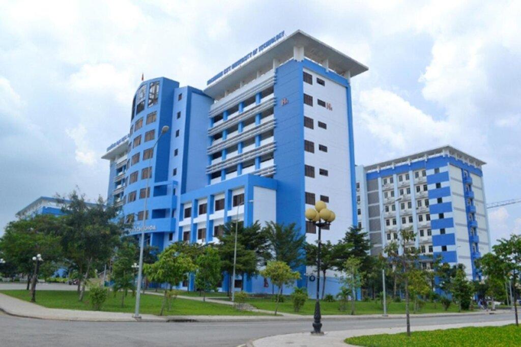 Trường đại học hàng đầu - Bách Khoa TPHCM