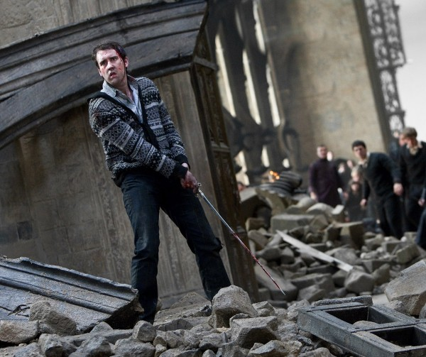 talk about your favorite film harry potter