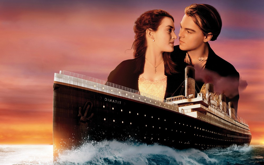 Bộ phim Titanic