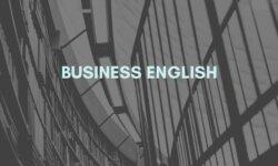 Từ vựng tiếng Anh chuyên ngành thương mại