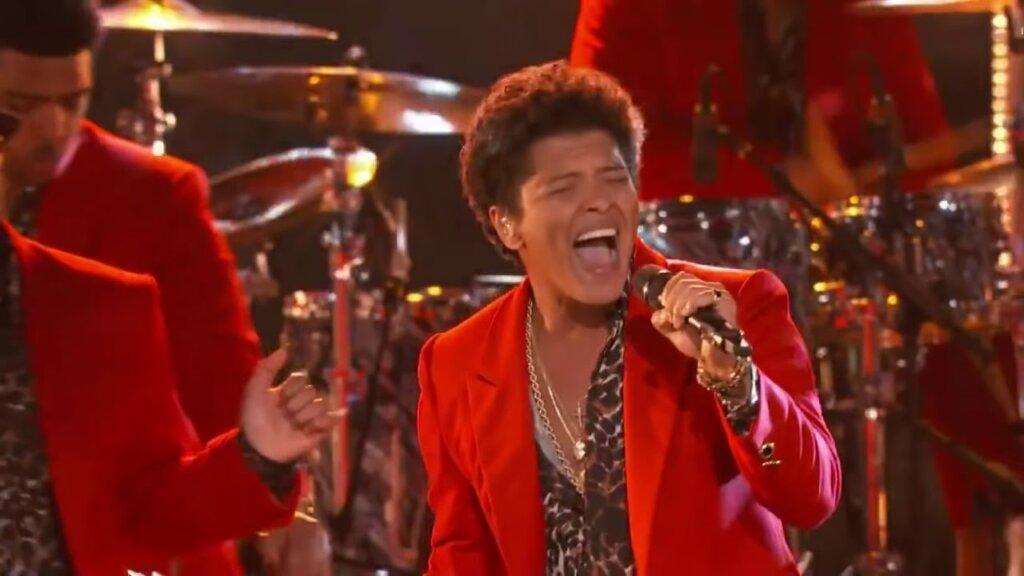 Hình ảnh về Bruno Mars
