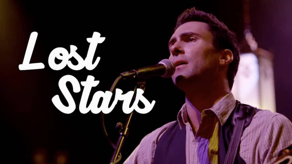 Hình ảnh về Lost Stars của Adam Levine