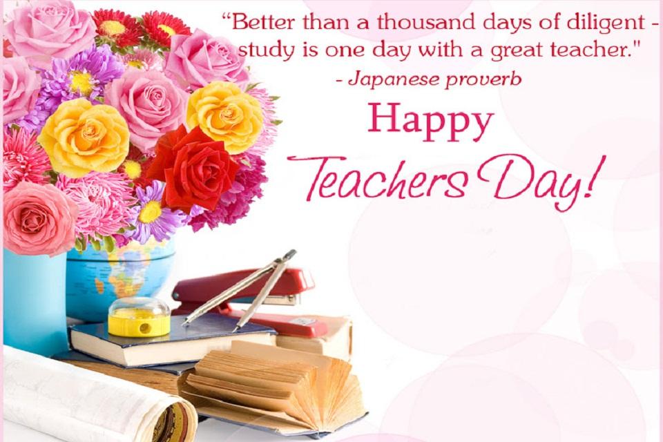 Lời chúc sinh nhật dành cho thầy cô