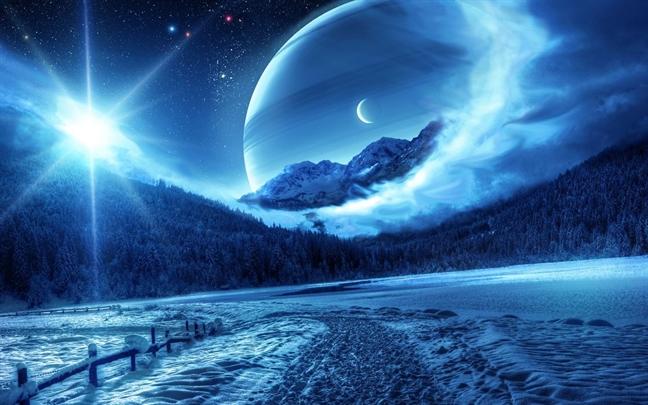 Màu xanh da trời