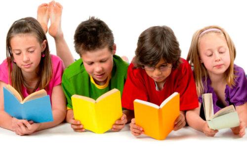 Download sách học tiếng Anh cho trẻ em – 4 cuốn sách hay cần học