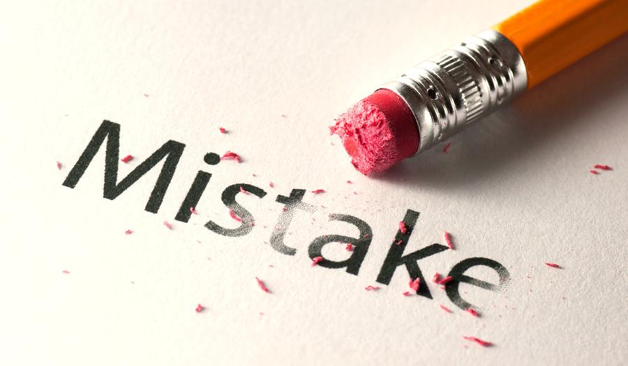 Những lỗi khi phỏng vấn