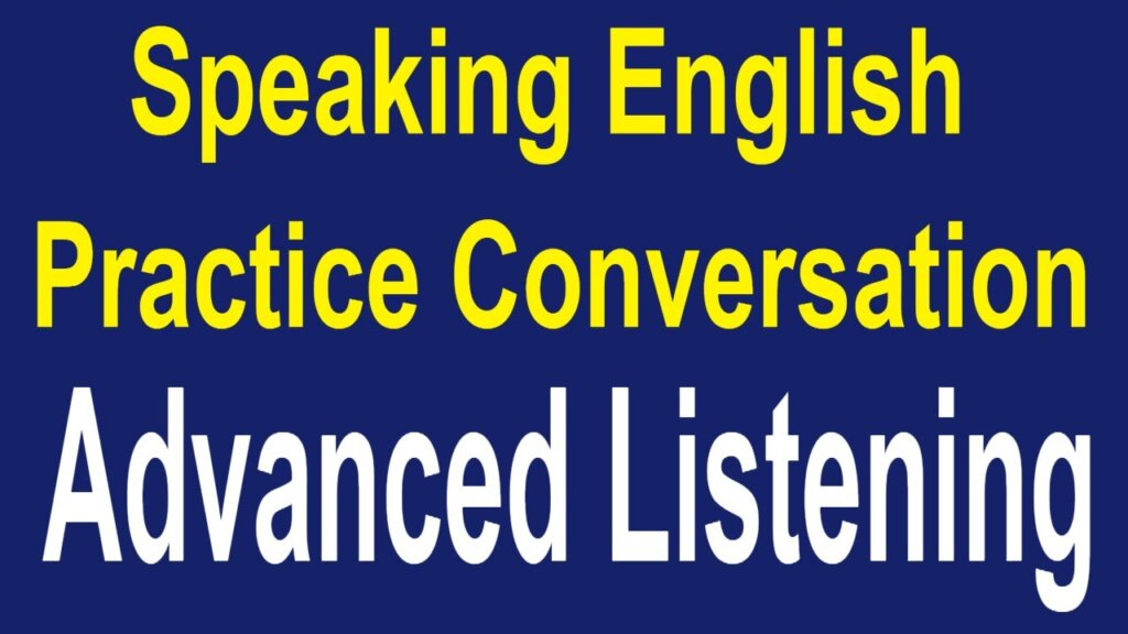 Phần mềm học tiếng Anh English Speaking Practice