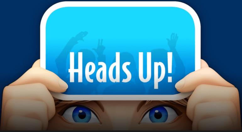 Trò chơi Heads up