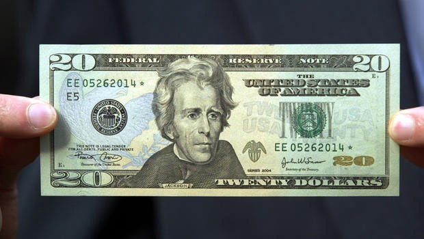 Who would like this $20 bill?