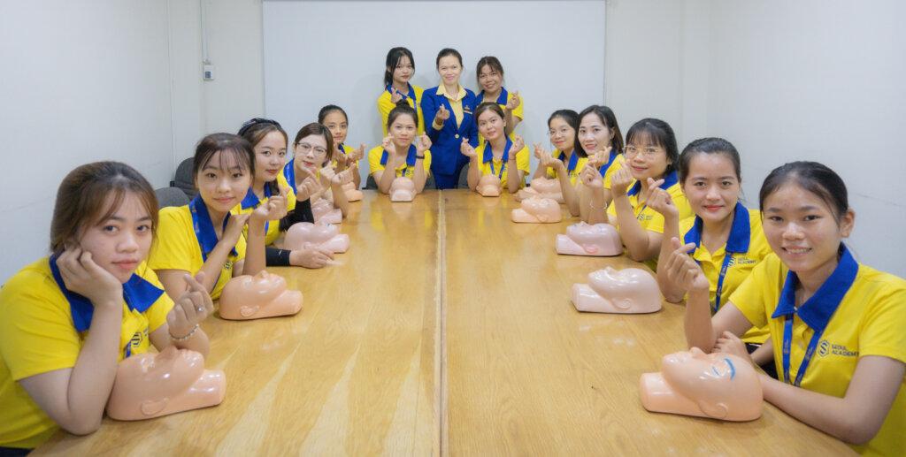 Khóa học đào tạo Massage - Spa tại: https://seoulacademy.edu.vn/