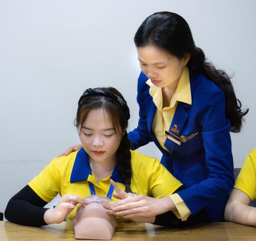 Hướng dẫn cách Massage da mặt