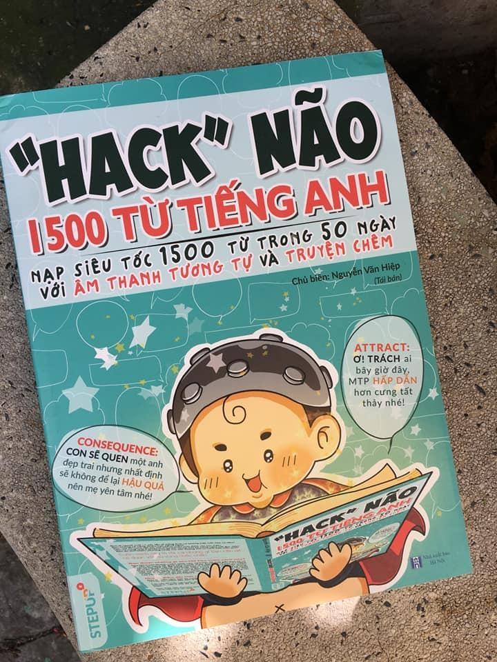 Download sách Hack Não 1500 từ tiếng Anh